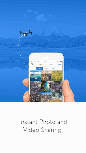 Download free DJI GO--For products before P4 3 1 8 APK for