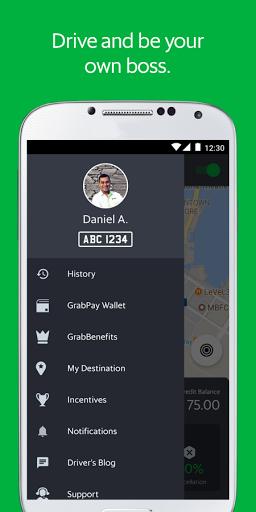 Download Apk Grab Driver - iTechBlogs co