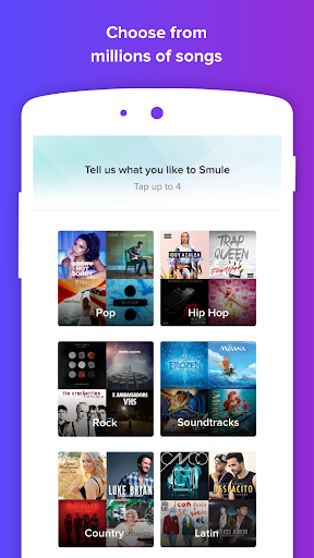 Download free Smule Sing! 5 3 5 APK for Android
