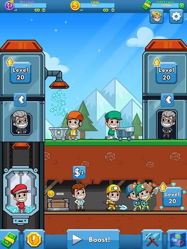 Download free Idle Miner Tycoon 1 46 0 APK for Android
