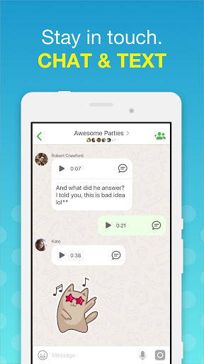 Download free free video calls and chat 7 3 1(800281) APK