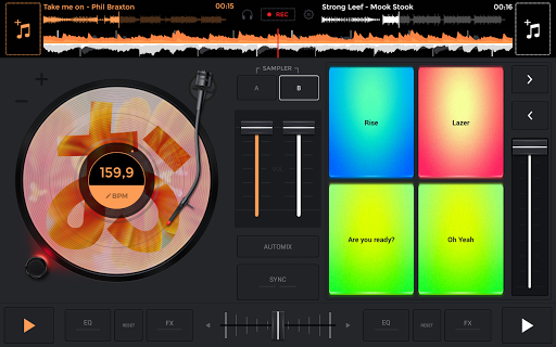 Download free edjing Mix: DJ music mixer 6 2 1 APK for Android