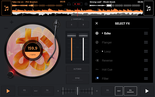 Download free edjing Mix: DJ music mixer 6 6 1 APK for Android