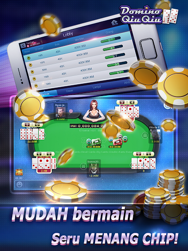 Download Free Domino Qiuqiu 99 Kiukiu 1 5 3 Apk For Android