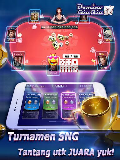 Download Free Domino Qiuqiu 99 Kiukiu 1 5 4 Apk For Android
