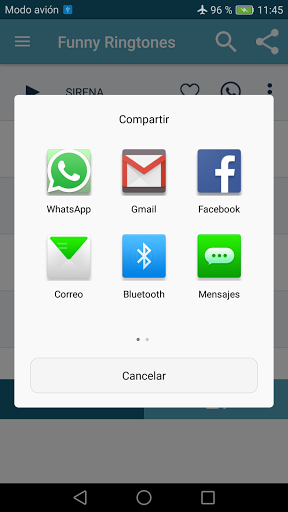 Ringtones sound free download for Huawei Ascend Y530, APK