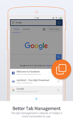 Download free UC Browser Mini-Tiny and Fast 9 9 1 APK for