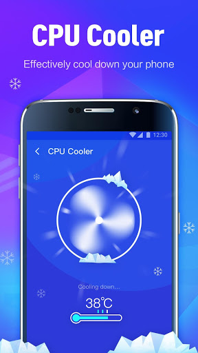 Super Cleaner - Antivirus free download for Gionee P5W, APK