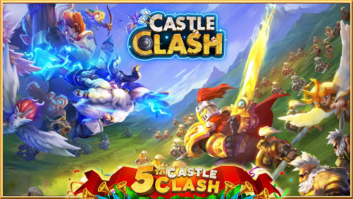 Download free Castle Clash: Brave Squads 1 3 91 APK for Android