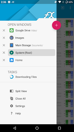 File Explorer free download for Gionee F103 Pro, APK 7 1 1 0