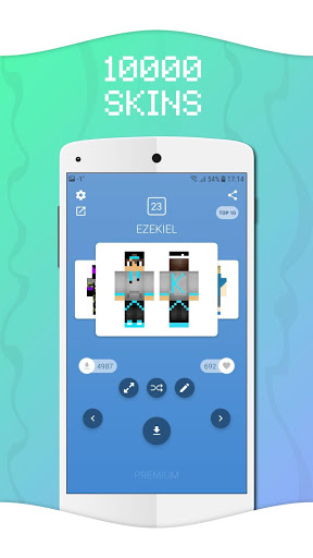 Download free Skins for Minecraft PE 4 2 APK for Android