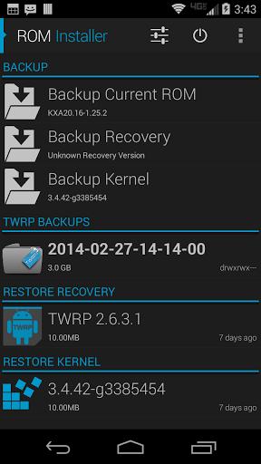 ROM Installer free download for Asus ZenPad C 7 0 (Z170CG