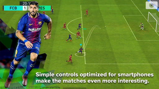 PES2017 -PRO EVOLUTION SOCCER- free download for Gionee F103, APK