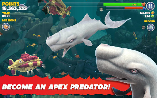 Download Free Hungry Shark Evolution 3 2 0 Apk For Android