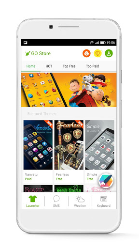 go launcher 2.29 apk latest version 2017