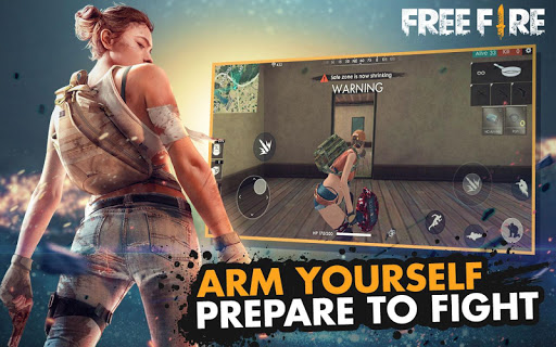 Download free Free Fire - Battlegrounds 1 17 1 APK for Android
