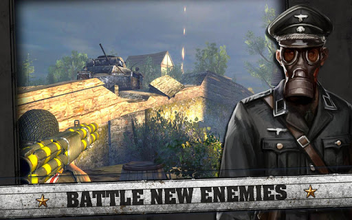 Download free FRONTLINE COMMANDO: D-DAY 1 0 0 APK for Android