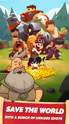 Download free Almost a Hero - RPG Clicker Heroes 1 7 2 APK