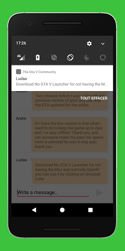 The GTA V Community free download for Huawei Y3 II, APK 1 0 for
