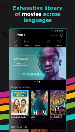 Download free OZEE Free TV Shows Movie Music 11 1 24 APK for Android