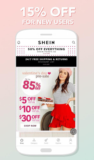 064a5f4f43 Download free SheIn - Shop Women's Fashion 5.4.1 APK for Android