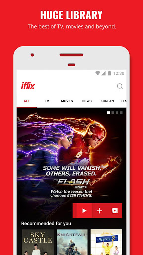 Download free iflix 2 31 0-6047 APK for Android