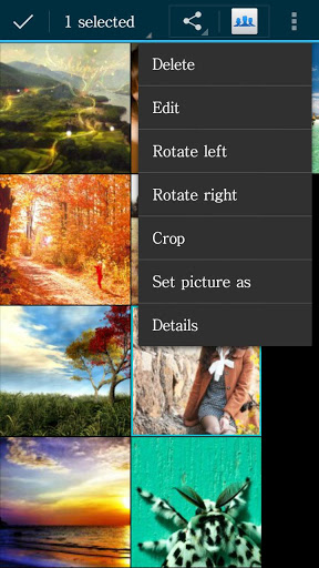 Gallery & Image Editor free download for InFocus M535, APK