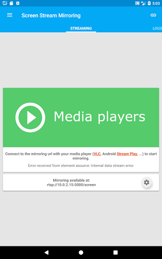 Screen Stream Mirroring Free free download for Huawei Y7
