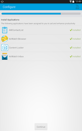 Download free AirWatch Agent 8 3 2 3 APK for Android