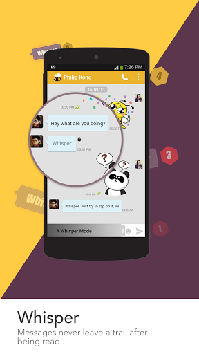 Download free BeeTalk 3 0 8 APK for Android