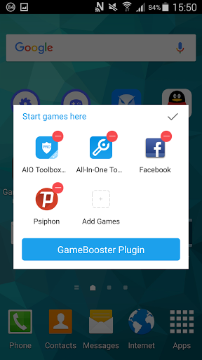 Game Booster (Plugin) free download for Vivo Y51, APK 1 7