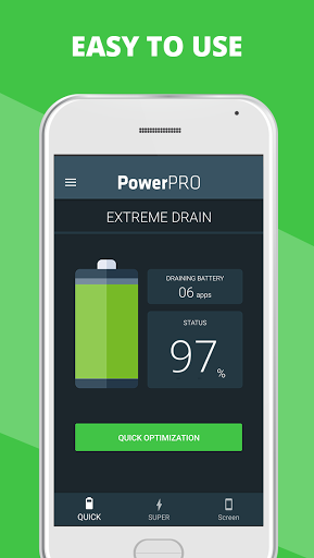PowerPRO - Battery Saver free download for Gionee P5W, APK