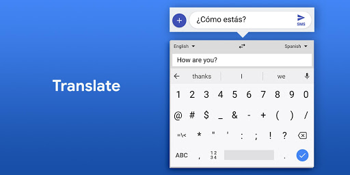 Gboard - the Google Keyboard free download for Gionee F103