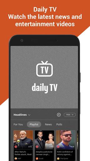 Dailyhunt (Newshunt) News free download for Samsung Galaxy