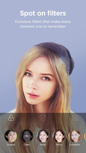 Download free B612 - Selfiegenic Camera 7 0 6 APK for Android