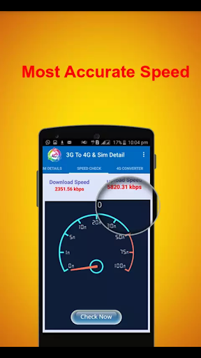 Download free 3G to 4G Converter - Simulator 1 74 APK for
