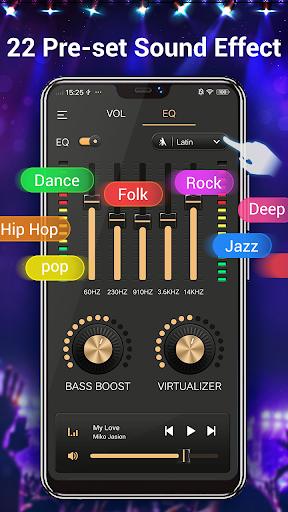 Equalizer Bass Booster Pro V1.2.6 Apk voletdael