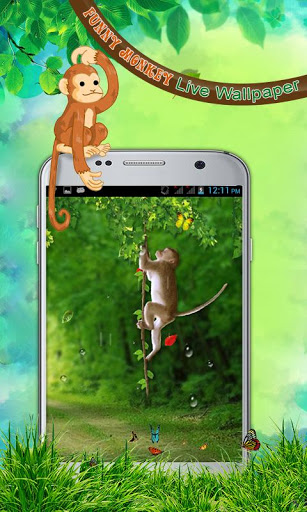 Funny Monkey Live Wallpaper Free Download For Samsung Galaxy J1 Ace Apk 1 4 For Samsung Galaxy J1 Ace